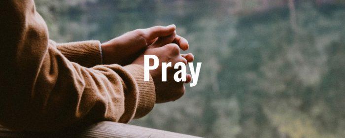Help–Pray