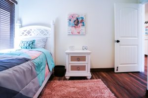 photo of bedroom at the home